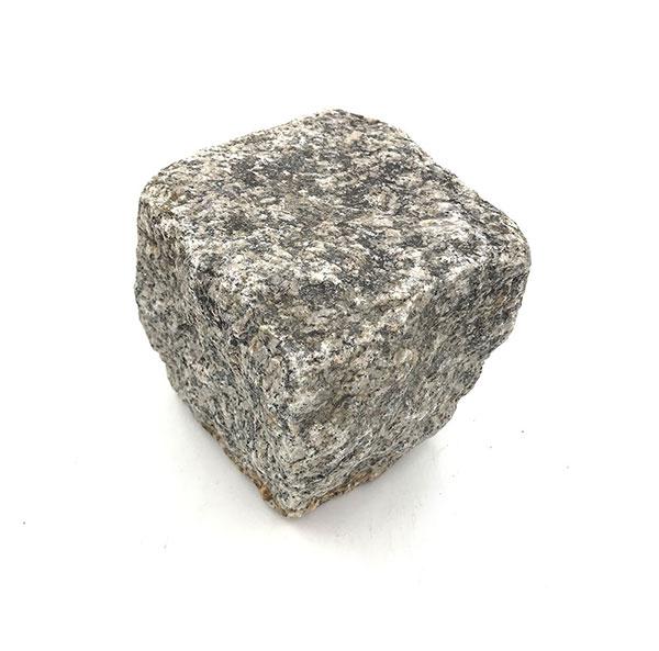 Pavé granit réemploi parisien 8x10