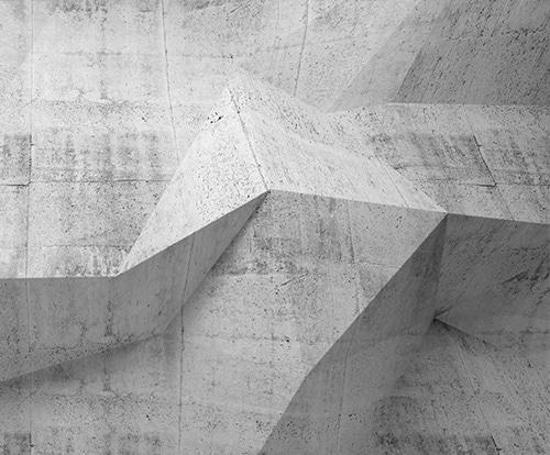 Encart béton architectonique - Oise Environnement