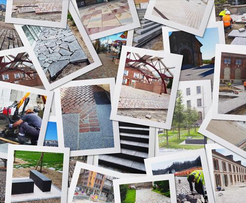 Encart galeries travaux publics