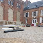 Maison de Champagne Perrier-Jouët à Epernay