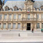 Reims - Place de l'Hôtel de Ville - 51- Architecte du Patrimoine Rodolphe Gissinger