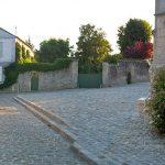 Pavés Grès 14x20x14 Eglise de Chamant (60)