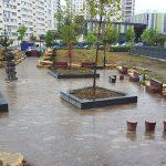 Square de la source Épinai sur Seine
