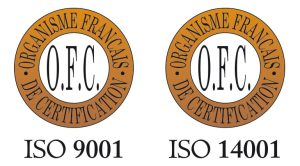 Norme ISO 9001 et ISO 14001